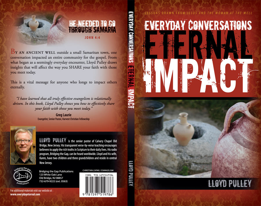 Everyday Conversations Eternal Impact - A New Book by ...